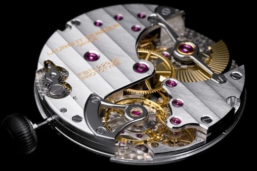 Automatic watch's jewels